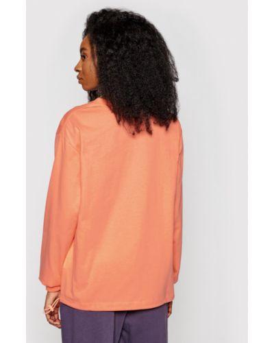 Pomarańczowa bluza Nike