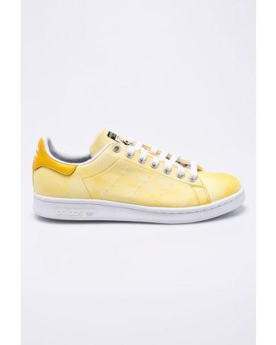 Желтые кроссовки Adidas Originals