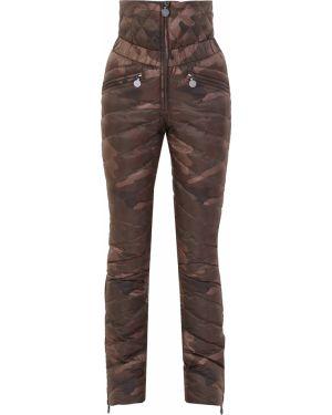 Горнолыжные брюки - коричневые Naumi