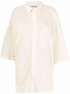 Klasyczna koszula wełniana Ottolinger