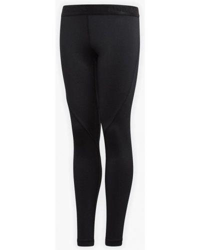 Черные брюки Adidas