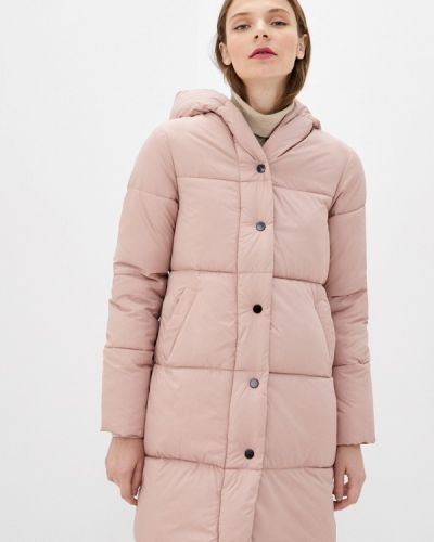 Утепленная розовая куртка Froggi