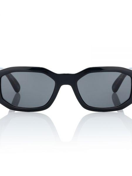 Солнцезащитные очки для зрения черные Versace