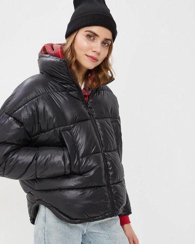 Утепленная куртка весенняя зимняя Befree