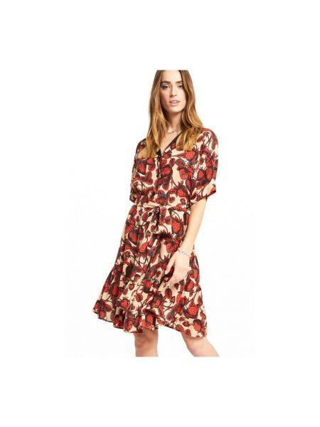 Czerwona sukienka Ottodame