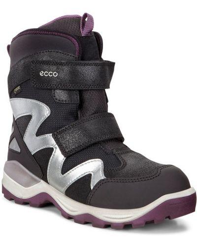 Ботинки мембранные коричневый Ecco