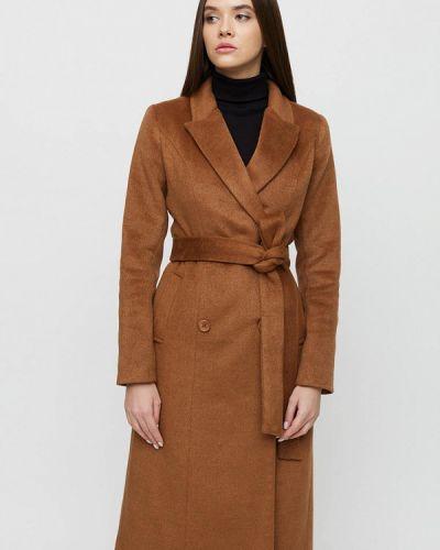 Коричневое пальто Cardo