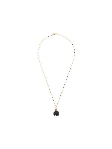 Серебряное ожерелье Hues