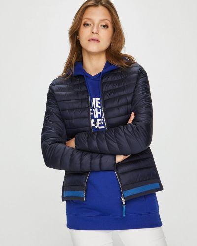 Нейлоновая синяя куртка Broadway