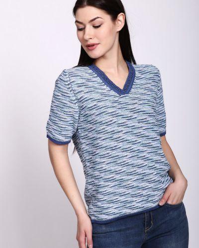 Голубой пуловер Rabe Collection