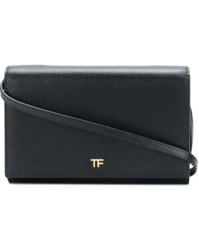 Кожаный кошелек Tom Ford