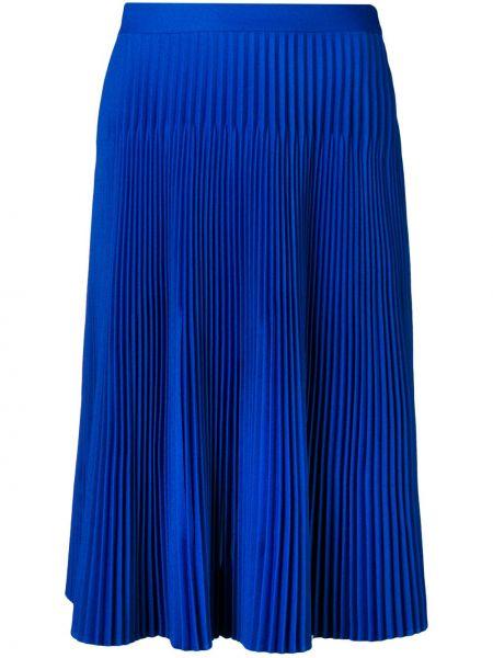 Плиссированная юбка миди с завышенной талией Maison Margiela