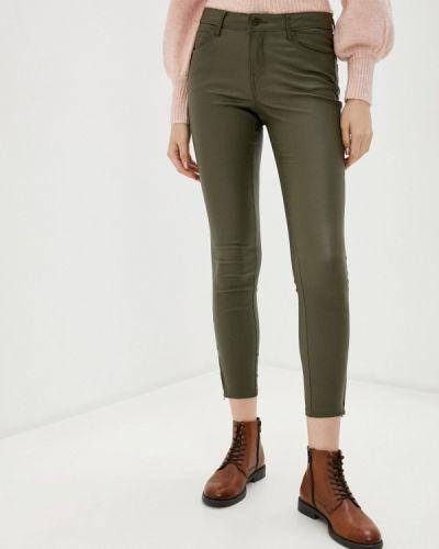 Повседневные брюки хаки Noisy May