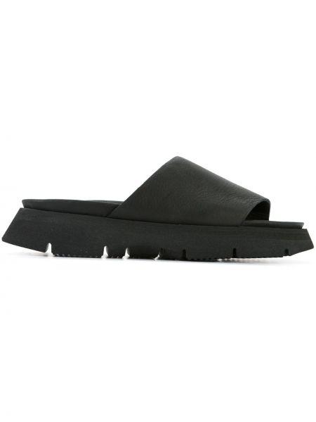 Черные сандалии Peter Non