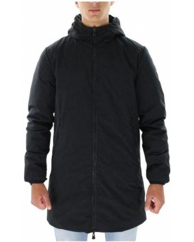 Czarny płaszcz casual People Of Shibuya