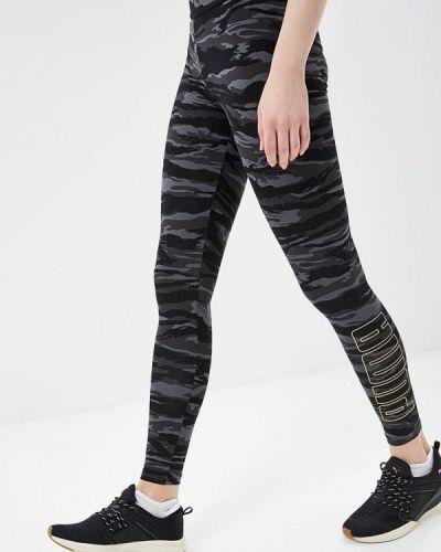 Серые брюки Puma
