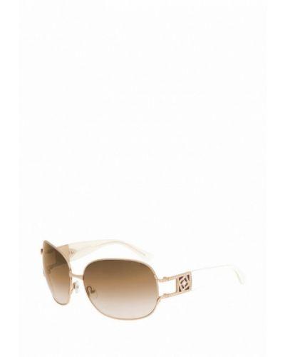 Белые солнцезащитные очки Enni Marco
