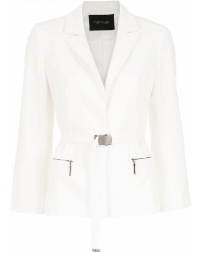 Удлиненный пиджак с карманами Tufi Duek