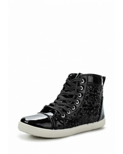 Низкие кеды лаковые демисезонный Max Shoes