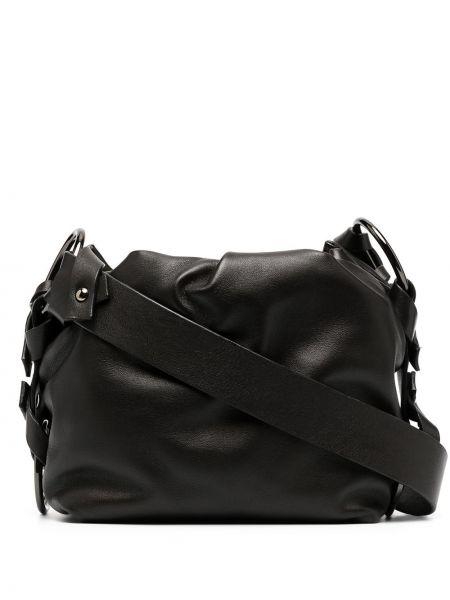Кожаная сумка - черная Dorothee Schumacher