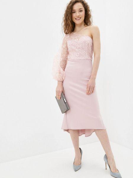 Вечернее платье - розовое Chi Chi London