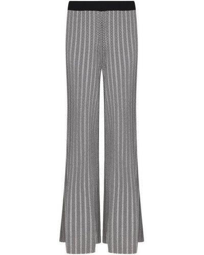 Расклешенные брюки укороченные Mrz