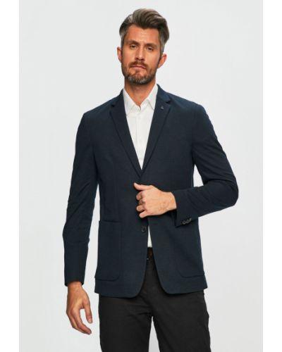 Костюм из вискозы темно-синий Calvin Klein