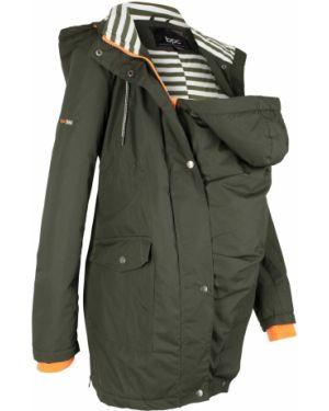 Куртка для беременных на молнии Bonprix