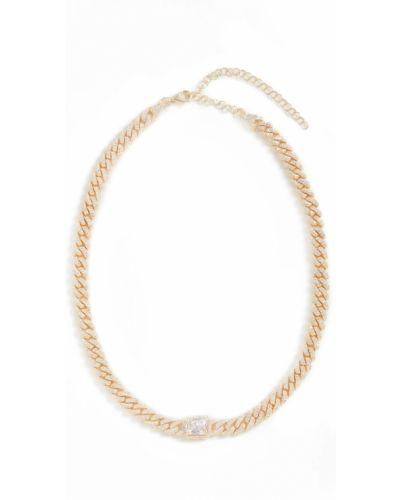 Złoty choker Adinas Jewels