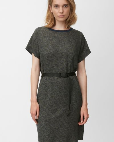 Джинсовое платье футболка с поясом Marc O' Polo