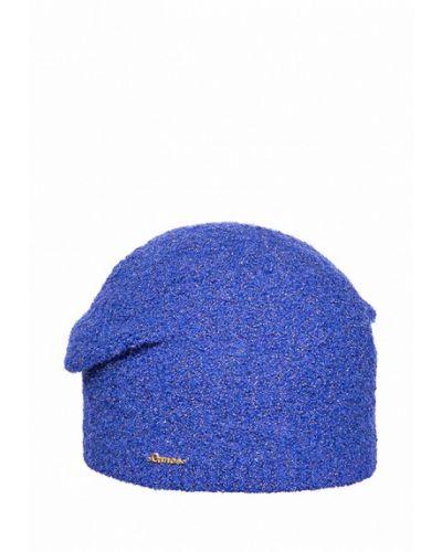 Синяя шапка осенняя Canoe