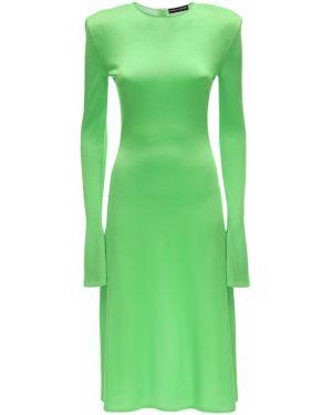 Платье миди макси вязаное Kwaidan Editions