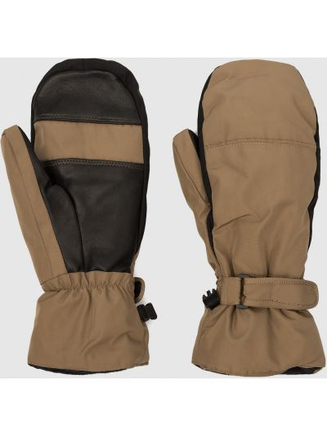 Перчатки армейские - хаки Yves Salomon Army