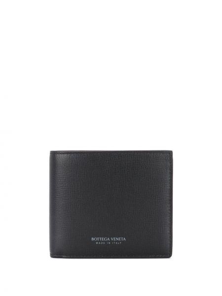 Portfel skórzany wytłoczony Bottega Veneta