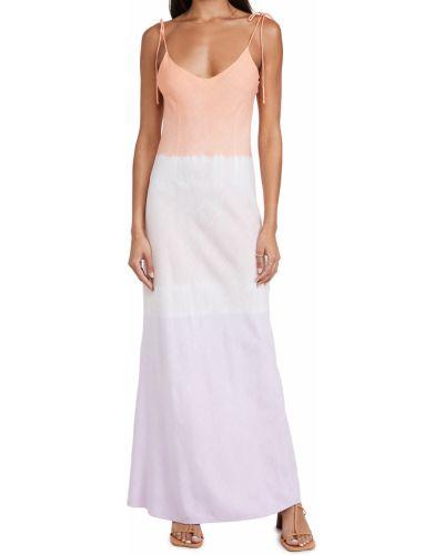 Sukienka z wiskozy Dannijo