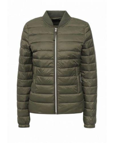 Утепленная куртка осенняя Oodji