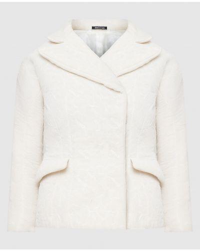 Бежевый пиджак Maison Margiela