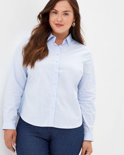 С рукавами рубашка Marks & Spencer