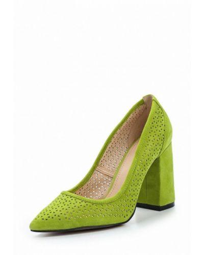 Зеленые туфли Valley