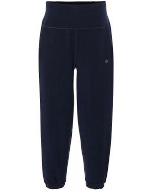 Spodnie ocieplane - niebieskie Lndr