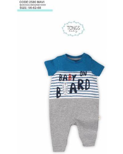 Комбинезон - серый Tongs Baby