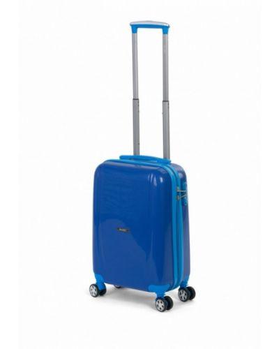 Синий чемодан Baudet