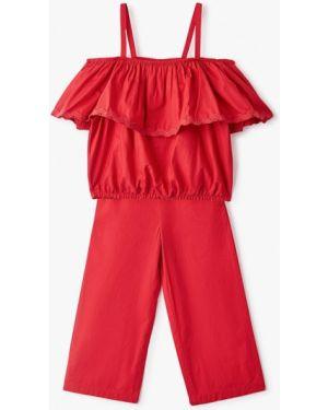 Костюмный красный пиджак Marasil