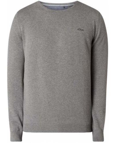 Sweter bawełniany S.oliver Red Label