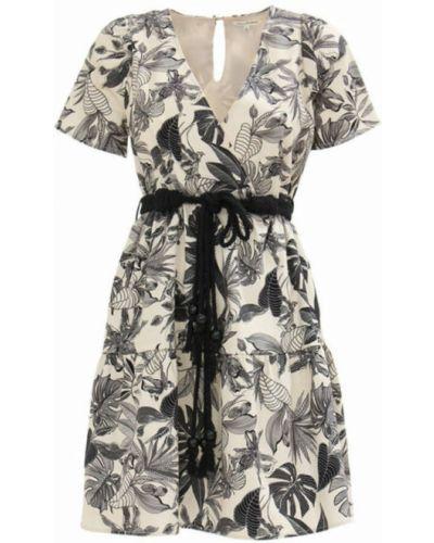 Beżowa sukienka Kocca
