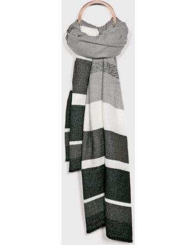 Серый шарф из джерси Medicine