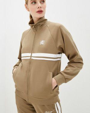 Олимпийка - коричневая Zasport