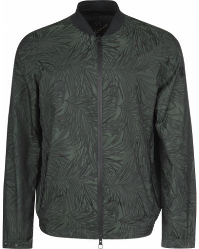 Куртка из полиамида - зеленая Montecore