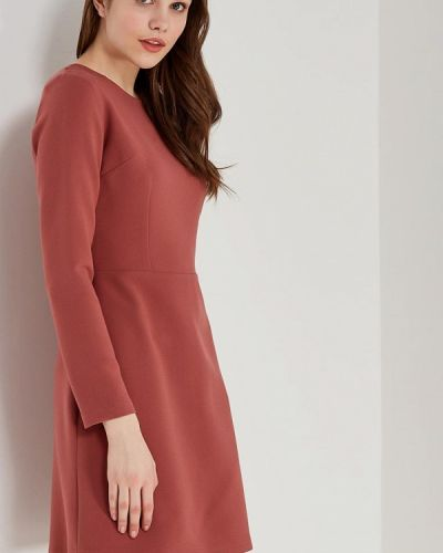 Розовое платье Echo