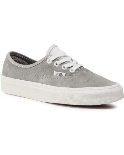 Szary sneakersy Vans